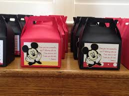 mickey mouse favor bags best mickey gift bags photos 2017 blue maize