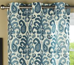 do not feel confused to choose ikat curtains handbagzone bedroom