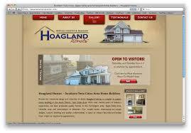 photo booths company web design