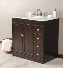 Bathroom Storage Furniture With Drawers Bathroom Unique Design Of Bathroom Vanity Cabinets Using