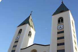 medjugorje tours medjugorje st church towers picture of medjugorje tours