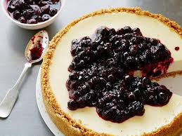 Lemon Cheesecake Decoration The Ultimate Cheesecake Recipe Tyler Florence Food Network