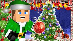 minecraft christmas little donny christmas tree u0026 gingerbread