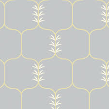swag paper fleur self adhesive wallpaper lemon melissa hooper home