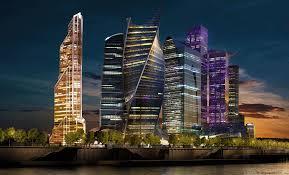 russische architektur russische stadt mit schöner architektur und design neumodischen