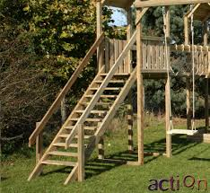 climbing frame towers without swing arms action climbing frames