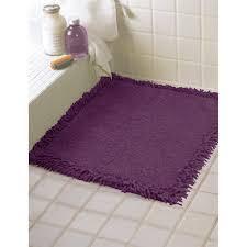 Soft Bathroom Rugs by Plum Bathroom Rugs Roselawnlutheran