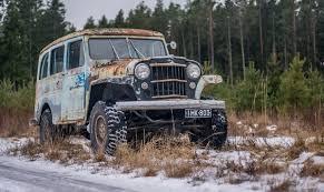 1962 willys jeep pickup nettiauto latolöydöt u2013 willys jeep station wagon nettiauto
