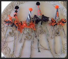 Homemade Halloween Ideas Decoration - best 25 halloween skeleton decorations ideas on pinterest