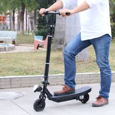 folding electric scooter ebay