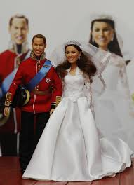 Prince William And Kate New Kate Middleton And Prince William Wedding Dolls Released Photos