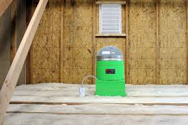 quiet cool attic fan garage fans quiet cool systems