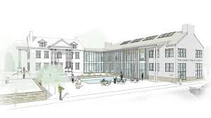 milford community house design study rpa richard pedranti