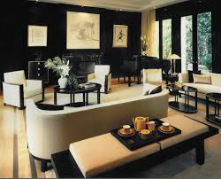 fashionable wall art deco home interior living room with fireplace