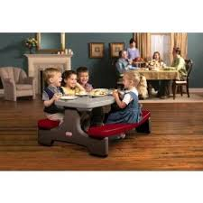 little tikes easy store picnic table buy a little tikes kids picnic table today top gifts for children