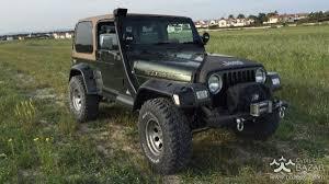 jeep wrangler 1997 suv 4 0l petrol manual for sale nicosia