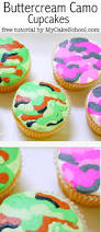 camo cupcakes a minute video tutorial my cake