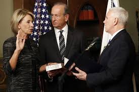week in the news sessions and devos warren silenced patriots