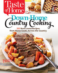 taste of home down home country cooking