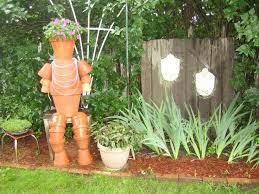 Garden Craft Terra Cotta Marker - 10 best clay pot sculptures images on pinterest clay pot people