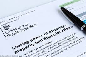 joint bank accounts u0026 powers of attorney british bankers