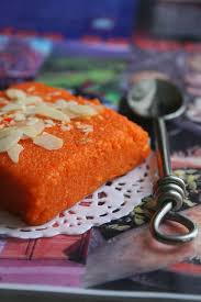 cuisine hindou kesari gâteau de semoule indien culinaire by minouchka
