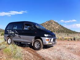 mitsubishi delica off road 1997 delica l400 series 2 chamonix high roof l400 spacegear