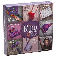 amazon com craft tastic kindness kit craft kit makes 8