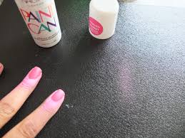 nails inc spray paint can review worlds fastest manicure hkrnails