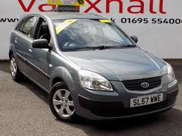 used 2007 kia rio ice for sale in lancashire pistonheads