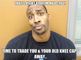 Dwight Howard Meme - dwight howard why you mad memes quickmeme