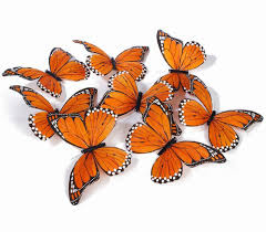 butterfly gifts large monarch butterfly garland inspirational butterfly gifts