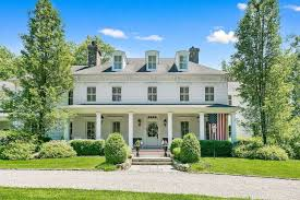 federal style on the market westport estate a federal style colonial a touch