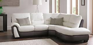 Corner Leather Sofa Hybrid Leather Corner Sofa Dfs Making Everyday More