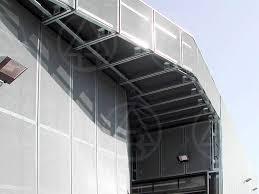 capannone in lamiera rivestimento esterno per capannoni progetto di capannone