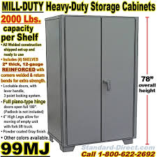 heavy duty metal cabinets heavy duty steel storage cabinets 99mj