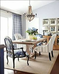Coastal Dining Room Ideas by Inside A New Construction Home With Character Scores And Wicker