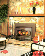High Efficiency Fireplaces by Stay Green With A High Efficiency Fireplace For Your Homestead