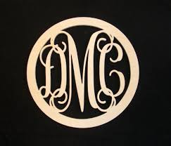 24 inch wooden monogram wall hanging nursery decor monogram
