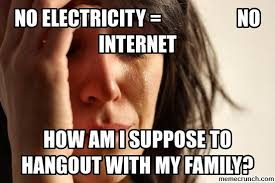 Electricity Meme - electricity