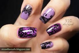 swirl nail design gallery nail art designs