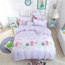 Bedding Sets For Little Girls by Auvoau Cartoon Bedding Sets Kids Bedding Girls Children U0027s Duvet