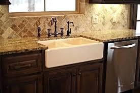 kitchen backsplash travertine tile travertine backsplash davidarner com