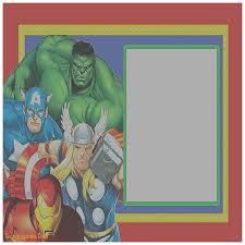 birthday cards unique avengers birthday card template avengers