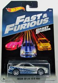 blue nissan skyline fast and furious wheels 2017 fast and furious nissan skyline gt r r34 silver