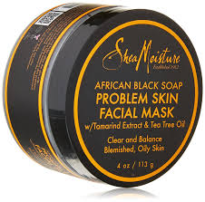 amazon com sheamoisture african black soap problem skin