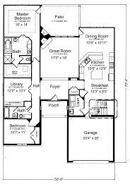 House Plans Home Plans And Floor Plans From Ultimate Plans 16 X 50 Floor Plans