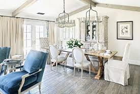 sala da pranzo country 50 cool and creative shabby chic dining rooms