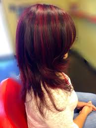 mahogany red hair with high lights 19 best long haircuts color images on pinterest long hair