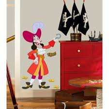 cute jake and the neverland pirates room decor